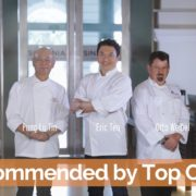 Recommended by Top Chefs